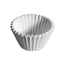 Cukr. košíčky biele 20 x 19 mm (1000 ks v bal.)