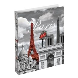 Poradač 2-krúžkový A4/2,5 cm, Paris