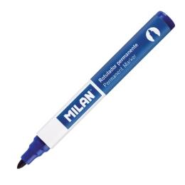 Popisovač MILAN Permanent Marker - modrý