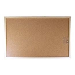 Korková tabuľa v drevenom ráme 30 x 40 cm