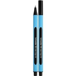 """Guľôčkové pero SCHNEIDER """"Slider Edge XB"""", 0,7 mm, s uzáverom, čierne"""