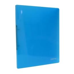 Poradač krúžkový PP (2-krúžkový) A4, modrý