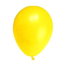 """Balóny nafukovacie žlté """"M"""" (10 ks)"""