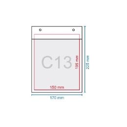 Obálka bublinková C13, 170 x 225 mm (150 x 215)