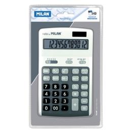 Kalkulačka MILAN 12-miestna 150712 šedá