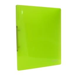 Poradač krúžkový PP (2-krúžkový) A4, zelený