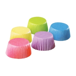 Cukr. košíčky farebné 25 x 18 mm (200 ks v bal.)