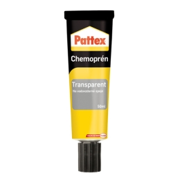 Lepidlo chemoprén Transparent 50 ml