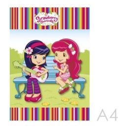 Omaľovánka A4 Akim - Strawberry