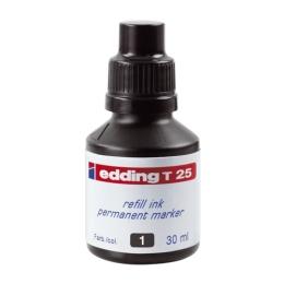 Atrament edding T 25 čierny