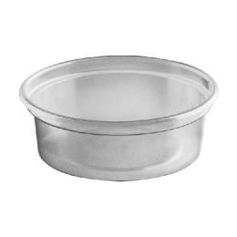 Miska dressingová priehľadná 50 ml, -PP-50ks