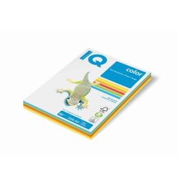 Kopírovací papier A4 IQ 80g color, mix farieb