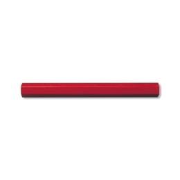 Krieda na drevo KOH-I-NOOR červená, sada 12 ks