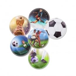 Klipy Ergobag - Set futbalisti