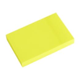 Blok lep. NEON 51 x 76 mm žltý
