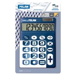 Kalkulačka MILAN 10-miestna 150610 modrá