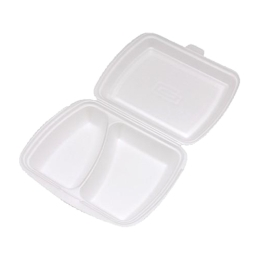 Menu box 2-dielny 241 x 207 x 69mm, 125 ks
