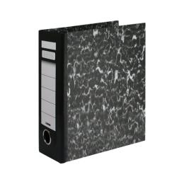Poradač pákový Econom A5 navýšku 80 mm, čierny