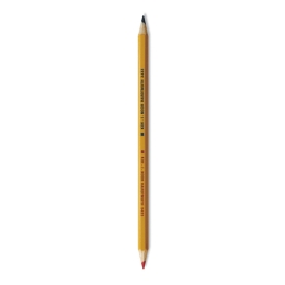 Ceruzka 3433, modro-červená