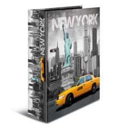 Poradač pákový A4/7 cm New York
