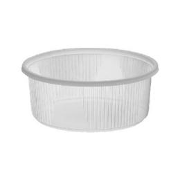 Miska okrúhla priehľadná 200 ml, -PP- 100 ks
