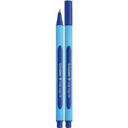 """Guľôčkové pero SCHNEIDER """"Slider Edge XB"""", 0,7 mm, s uzáverom, modré"""