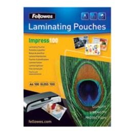 Laminovacia fólia, 100 mikr., A4, lesklá 100 ks