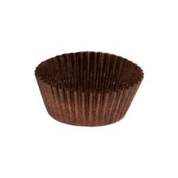Cukr. košíčky hnedé O 24x18 mm/1000ks/
