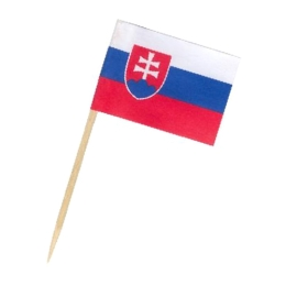 Vlajočky SK 70mm ( 50 ks v bal.)