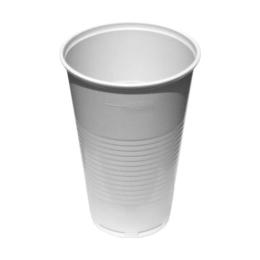 Pohár biely 0,5 l, 50 ks