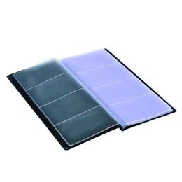 Vizitkár 225 x 252 mm na 112 vizitiek modrý