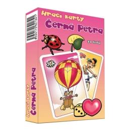 Karty hracie - Čierny Peter - Dievčatá