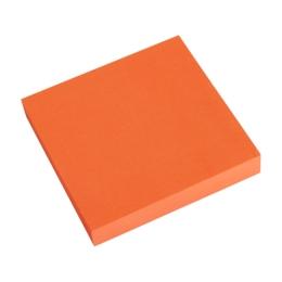 Blok lep. NEON 76 x 76 mm oranž