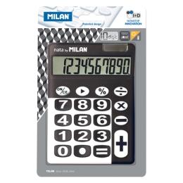 Kalkulačka MILAN 10-miestna 150610 čierna
