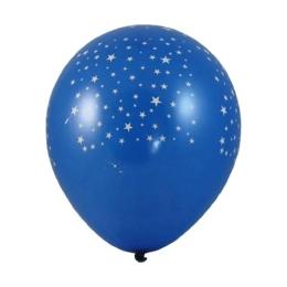 Balóny nafukovacie hviezdy L (5 ks)