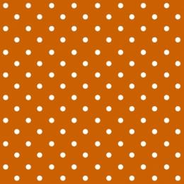 Obrúsky PAW L 33x33cm Dots terracotta