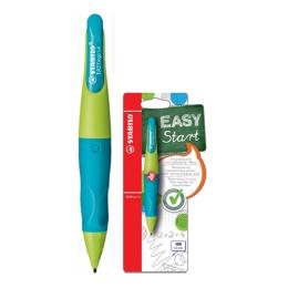 Mechanická ceruzka STABILO EASYergo 1,4 mm  pre pravákov, modro-zelená