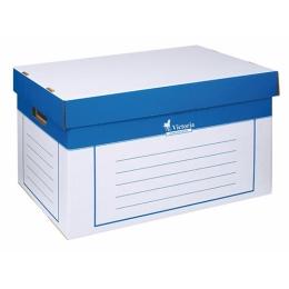Archívny kontajner, 320x460x270 mm, kartónový, VICTORIA