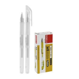 Pero gélové DONG-A JellZone 0.7mm/past.biele 01 white