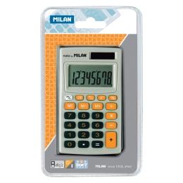 Kalkulačka MILAN 8-miestna 150208 oranžová