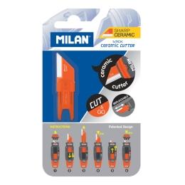 Náhradná čepeľ keramická pre orezávací nôž MILAN Stick