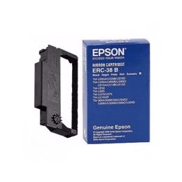 Páska do tlačiarne Epson ERC-38, black
