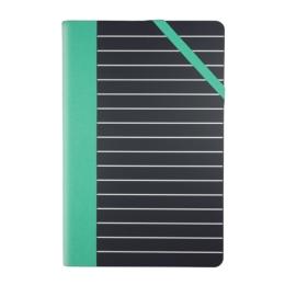 Zápisník štvorčekový MILAN 21x14 cm stripe