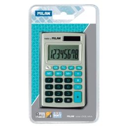 Kalkulačka MILAN 8-miestna 150208 modrá
