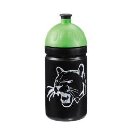 Fľaša na pitie Step by Step 0,5l Čierny panter