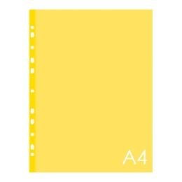 Euroobal A4 40 µm farebný - žltý, lesklý 100 ks