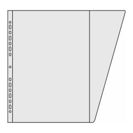 Euroobal s klopou A4 100mic /20ks