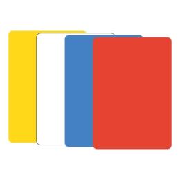 Modelovacia podložka na stôl A4 žltá
