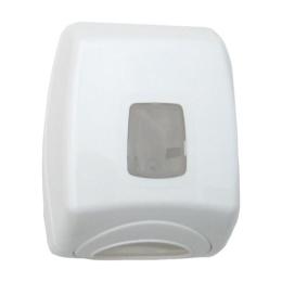 Plastový zásobník skladaného toal. papiera