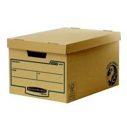 """Archívny kontajner, kartónový, veľký, """"BANKERS BOX® EARTH SERIES by FELLOWES®"""""""